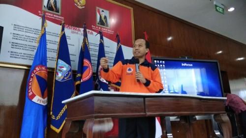 Kapusdatin dan Humas BNPB Sutopo Purwo Nugroho/Medcom.id/Fachri