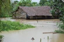 Banjir  Akibat Kawasan Resapan Air Hilang