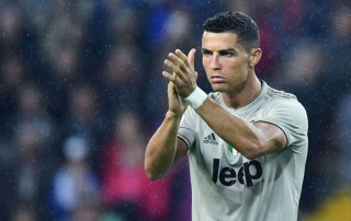 Pujian Striker Genoa untuk Ronaldo