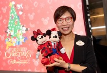 Hong Kong Disneyland Ramaikan Liburan Saat Natal dan Tahun Baru