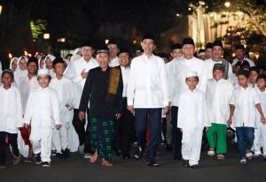 Dunia Islam Mengakui Jokowi