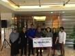 Lewat Media Grup, Shiseido Salurkan Rp500 Juta untuk Palu
