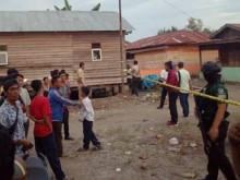 Bom Rakitan Diamankan dari Terduga Teroris Tanjungbalai