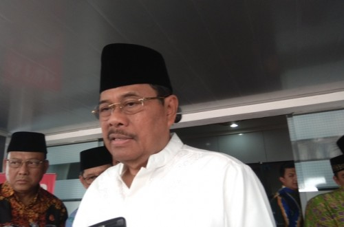 Jaksa Agung HM Prasetyo--Medcom.id/Lukman Diah Sari.