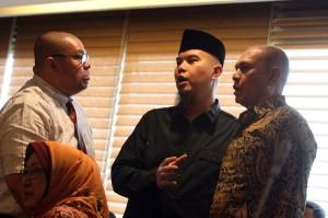Ahmad Dhani Bisa Dijemput Paksa jika Bandel