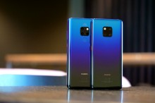 CEO Huawei Konfirmasi Ponsel Lipat 5G