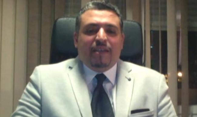 Pangeran Khalid bin Farhan al-Saud. (Foto: DW)