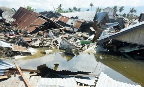 Industri Keuangan Bantu Pulihkan Korban Gempa Palu-Donggala