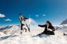 Wisatawan di Asia Pasifik Kian Menggemari Liburan Salju