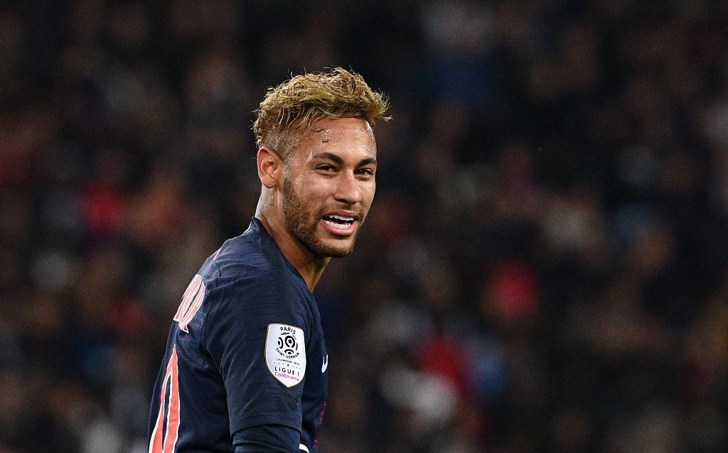 Bintang Paris Saint-Germain, Neymar (AFP/Franck Fife)