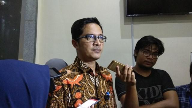 Juru Bicara KPK Febri Diansyah. Foto: Medcom.id/Fachri Audhia Hafiez