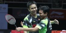 Berlangsung Sengit, Ahsan/Hendra Capai Semifinal