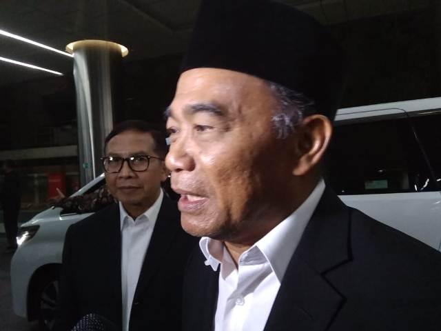 Menteri Pendidikan dan Kebudayaan Muhadjir Effendy. Foto: Medcom.id/Sunnaholomi Halakrispen