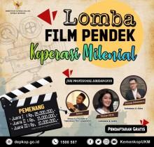 Film Prasangka Juara Lomba Film Pendek Koperasi