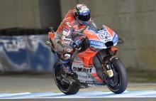 Dovizioso kembali Tercepat di Latihan Bebas MotoGP Jepang