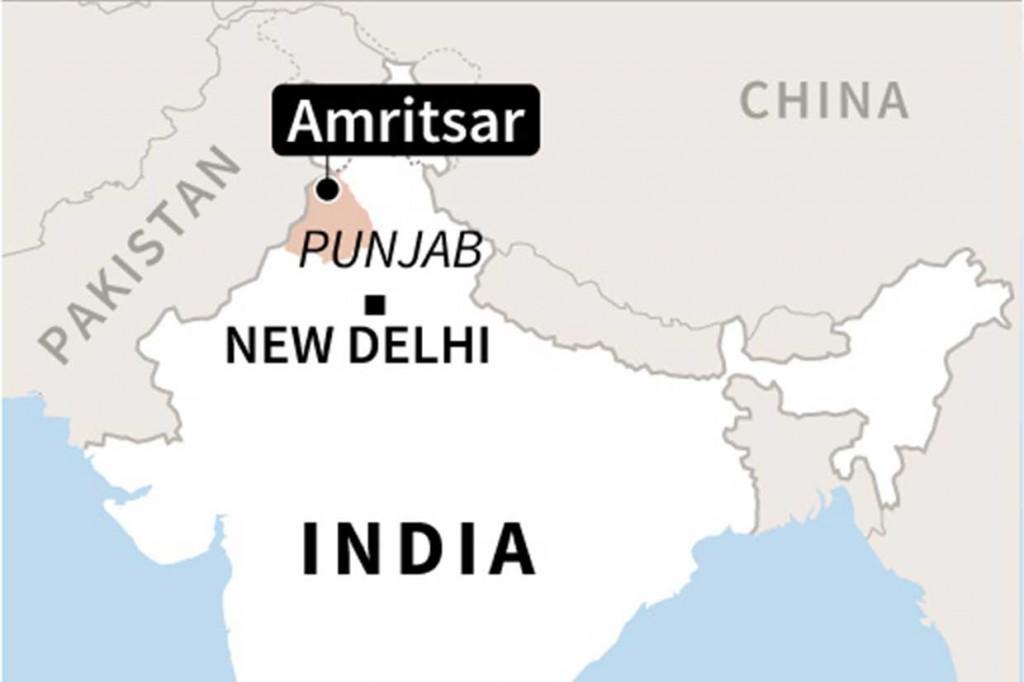 61 Orang Tewas Ditabrak Kereta di India