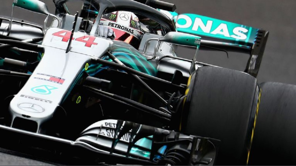 Lewis Hamilton (Twitter/SkySports)