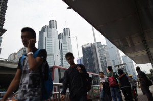 Valuasi Pasar Saham Tiongkok di Titik Terendah