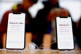 Penjualan iPhone XS dan iPhone XS Max Sama Kuat
