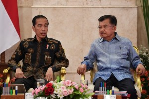 Rapor Empat Tahun Jokowi-JK di Bidang Infrastruktur