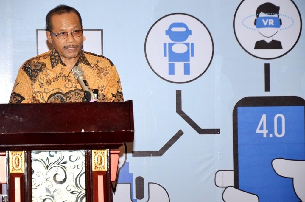 Kepala Badan Penelitian dan Pengambangan Industri (BPPI) Kemenperin Ngakan Timur Antara. (FOTO: dok Kemenperin))