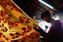 Pekalongan Targetkan Transaksi Pekan Batik Rp8 Miliar