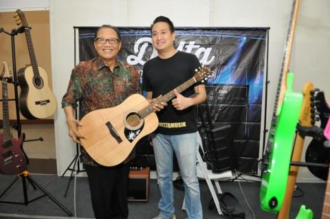 Belanja Alat Musik Lokal Kualitas Impor di Smesco Music Expo