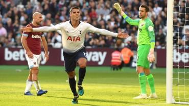 Gol Tunggal Lamela Antar Tottenham Menangkan <i>London Derby</i>