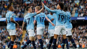 City Hancurkan Burnley Lima Gol Tanpa Balas