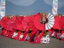 1.200 Penari Pelajar Meriahkan Festival Banyuwangi