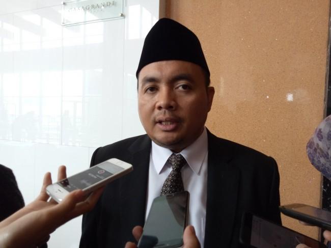 Anggota Badan Pengawas Pemilihan Umum (Bawaslu) Mochammad Afifuddin - Medcom.id/Siti Yona Hukmana.
