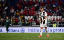 Gol Ronaldo tak Mampu Berikan Kemenangan untuk Juventus