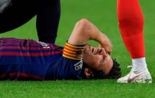 Cedera Parah, Messi Absen di El Clasico dan Sejumlah Laga Penting