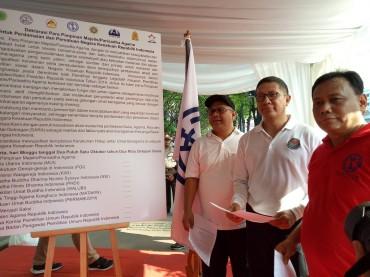 Komunitas Agama Deklarasi Pemilu Damai