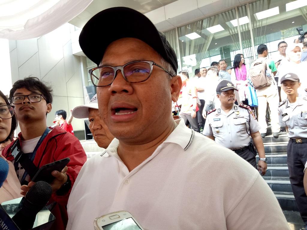 Ketua Komisi Pemilihan Umum (KPU) Arief Budiman - Medcom.id/Siti Yona Hukmana.