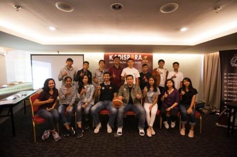Kadispora Cup 2018 Bantu Regenerasi Atlet Bola Basket Tanah Air