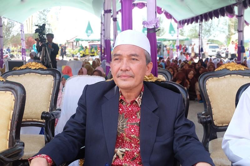 Pengurus Ponpes Al Hidayat, Zaim Ahmad Makshum di Lasem, Kabupaten Rembang, Jawa Tengah, Minggu, 21 Oktober 2018. Medcom.id/ Budi Arista Romadhoni.
