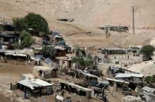 Israel Tunda Penghancuran Desa Palestina di Tepi Barat