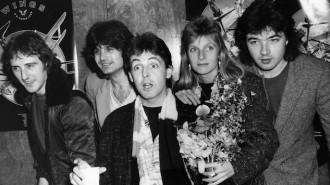 Wings, Grup Musik Bentukan Paul McCartney Rilis Ulang Dua Album