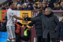 Martial Membantah Punya Masalah dengan Mourinho