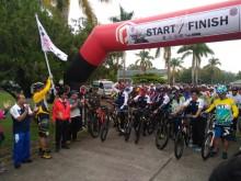 Bontang tak Ketinggalan Gelar Sepeda Nusantara 2018