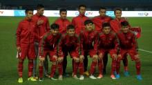 Babak 1: Timnas U-19 Babak Belur dari Qatar