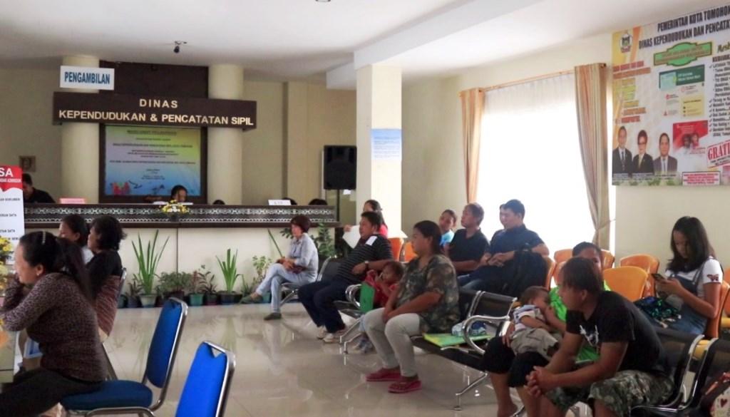 Mal Pelayanan Publik merupakan bentuk komitmen Wali Kota Tomohon memberikan pelayanan kepada masyarakat dengan cepat, terintegrasi, dan mudah dijangkau (Foto:Dok.Kemenko PMK)