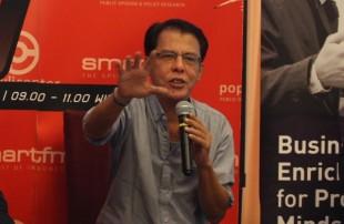 Hamid Basyaib: Melawan Senja Kala Buku Anak