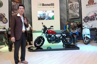 Benelli Indonesia Cari Lahan untuk Pabrik Baru