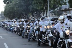 MBI Ajak 100 Anak Yatim Berlibur ke Ancol