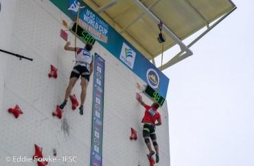 Aspar dan Aries Juara Dunia di Tiongkok
