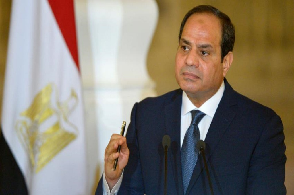 Presiden Mesir Abdel Fattah al-Sisi. (Foto: AFP)