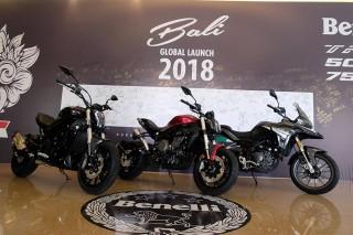 Bali Jadi Tuan Rumah World Premier Launching Benelli