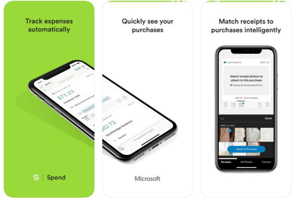Microsoft merilis aplikasi pelacak pengeluaran bagian dari proyek Microsoft Garage bertajuk Spend untuk pengguna perangkat iOS.